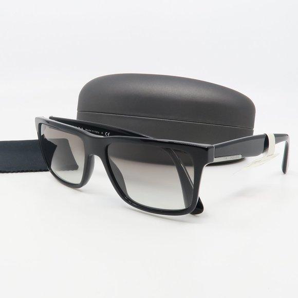 SPR 19S 1AB-0A7 Prada Black Gradient Sunglasses
